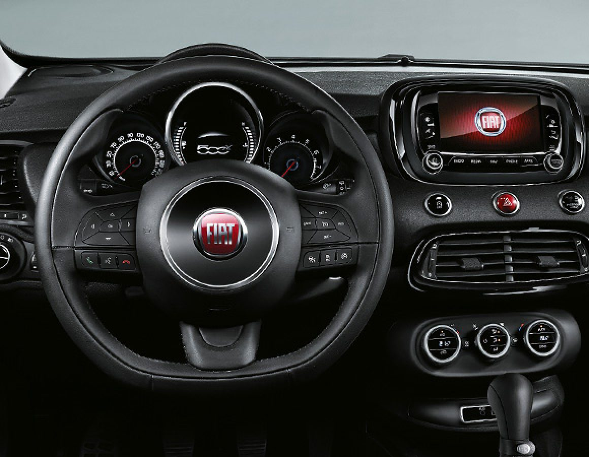 fiat 500x s design zeughaus garage ag. Black Bedroom Furniture Sets. Home Design Ideas